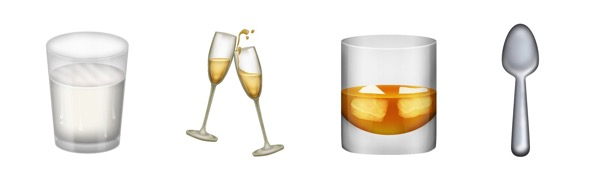 Unicode 9 drink emojipedia