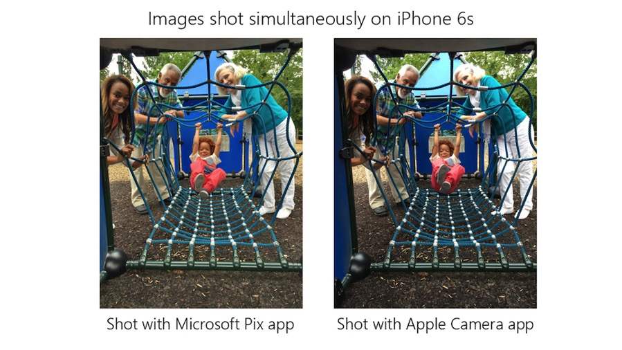 Microsoft Pix for iOS Launches: Smart Camera App Uses A I
