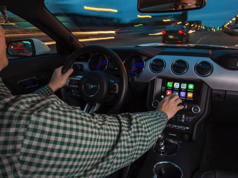 Ford carplay
