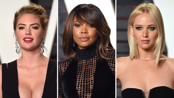 Kate upton gabrielle union jennifer lawrence split