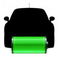 Apple car battery 250x240
