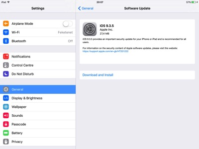 Apple Releases iOS 9 3 5 After Major Security Exploits