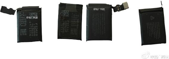 Apple watch 2 battery weibo