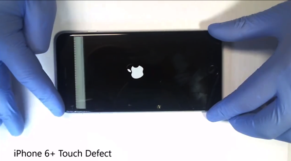 Iphone 6 touch defect