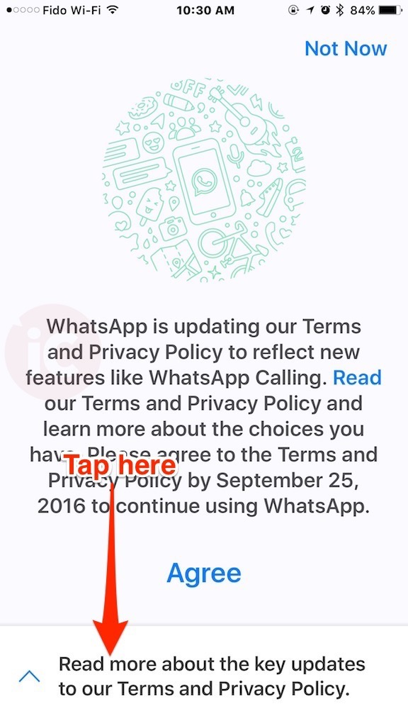 opt out whatsapp facebook
