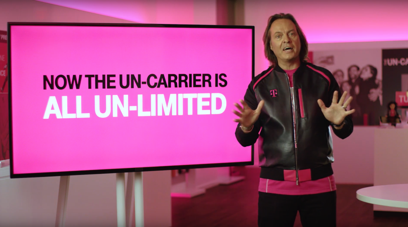 T mobile un carrier