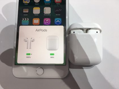 Do apple airpods work with android phone