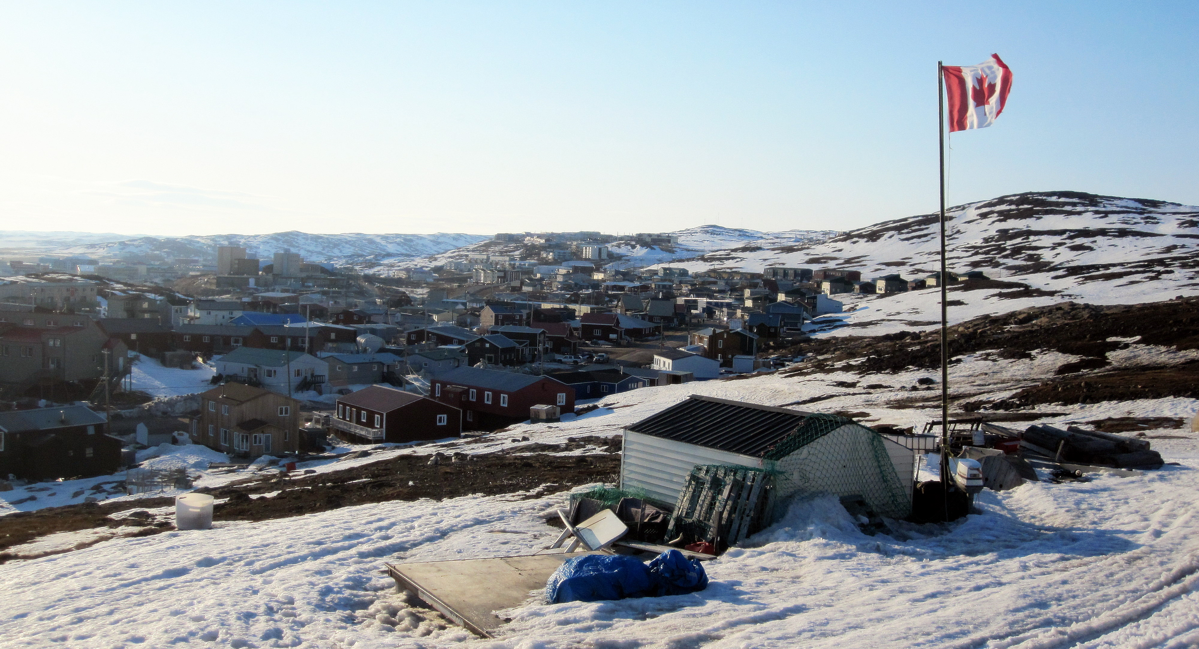iqaluit-nunavut-north-canada