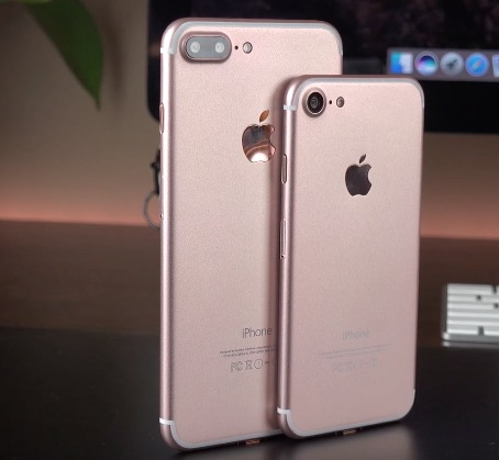 Hands On Iphone 7 Iphone 7 Plus Dummy Units In Rose Gold
