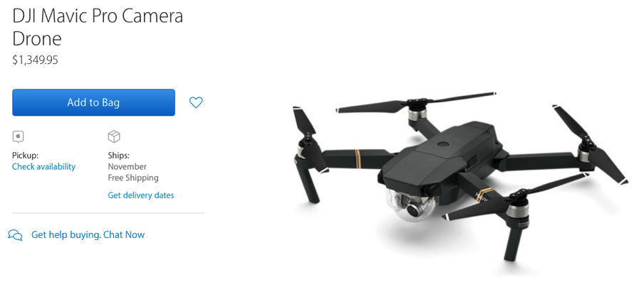 drone hélicoptère