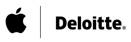 Apple deloitte