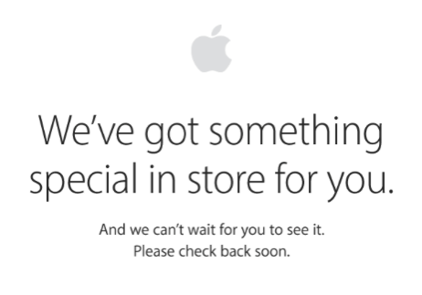 Apple store down iphone 7