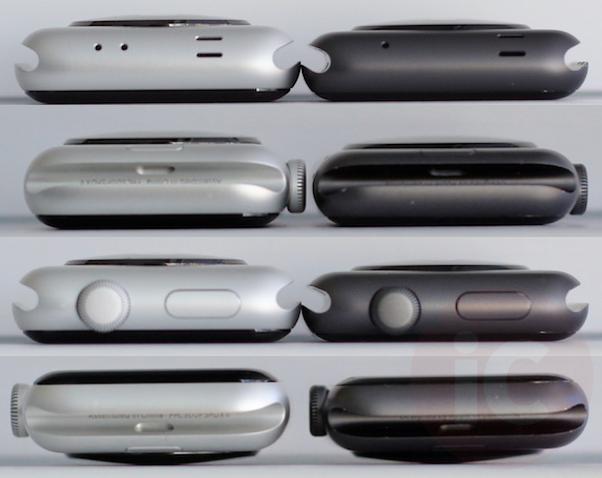 Apple watch vs series 2