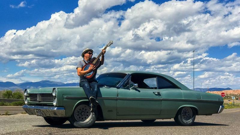 Classic car guitarist iphone 7 2