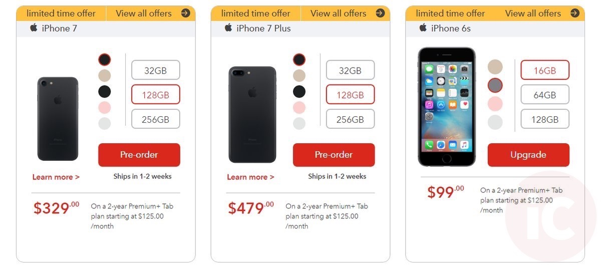 rogers iphone 7 discount