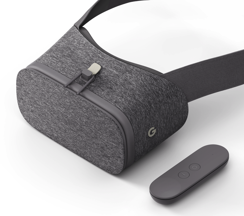 DayDream View + Controller  Slate