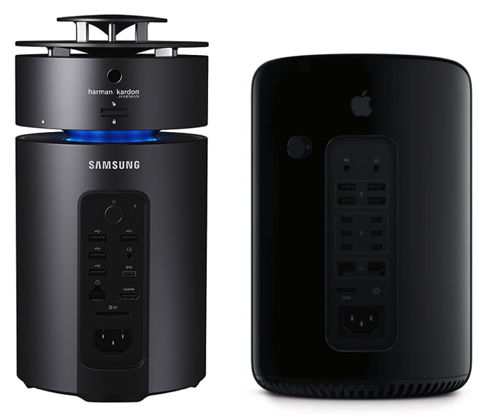 Artpc plus vs mac pro rear