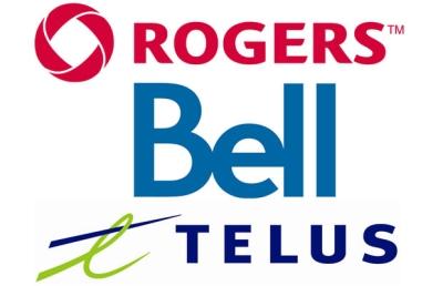 Rogers bell telus
