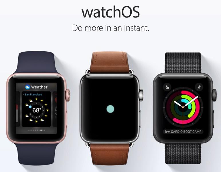 Watchos 3