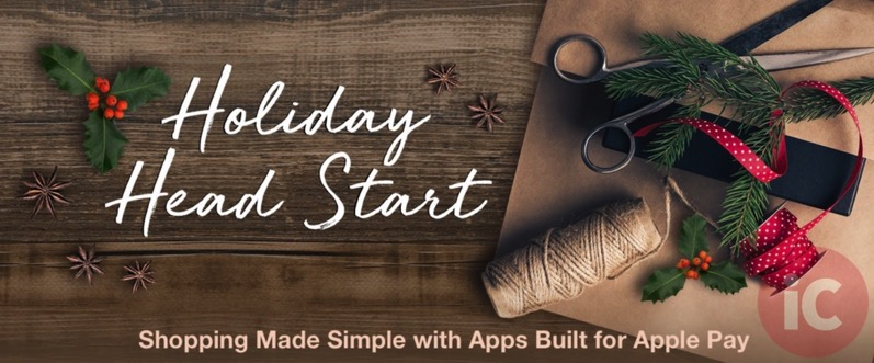 Apple pay holiday head start