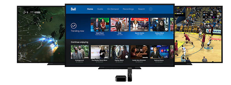 bell-fibe-tv-apple-tv