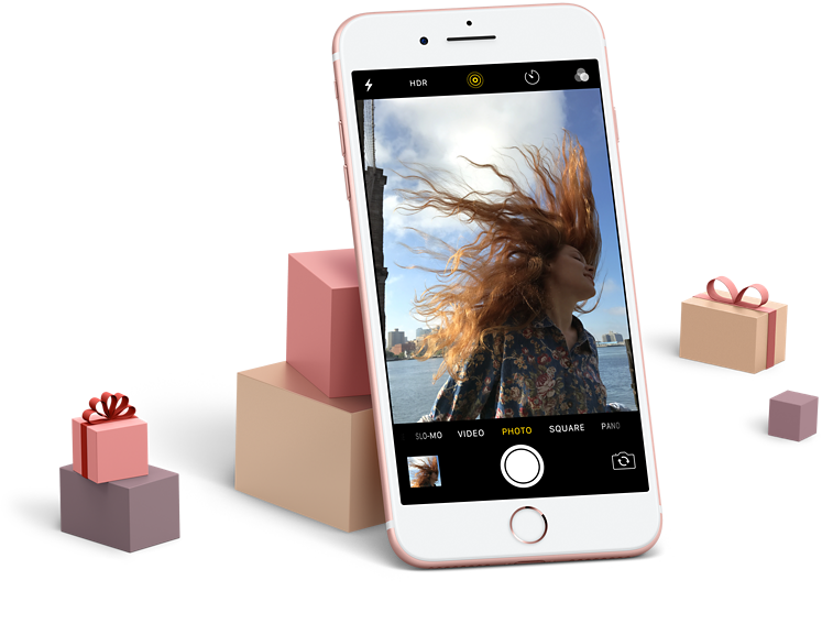 Iphone hero holiday gifts 201611