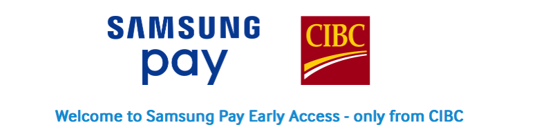Samsung pay cibc
