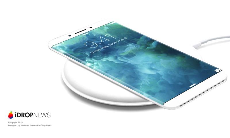 IPhone 8 Wireless Charging iDrop News
