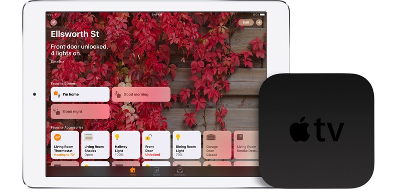 Ios10 ipad atv homekit automation hero