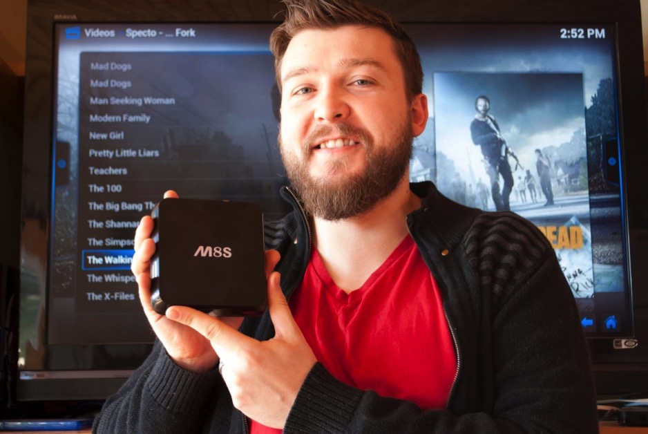 Joel adams android box
