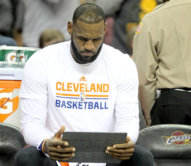 Lebron james ipad