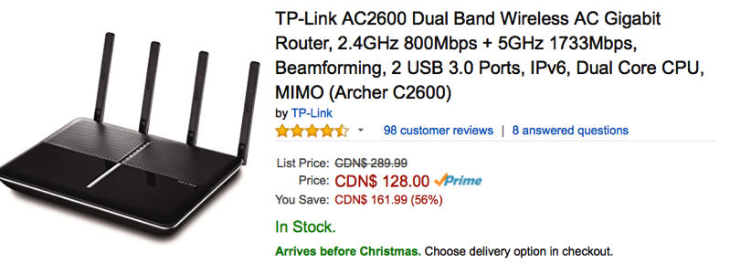 Tp link ac2600 review