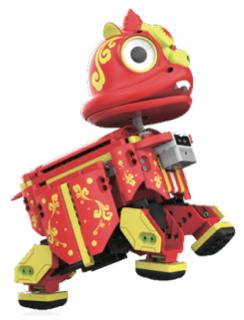 Jimu Lionbot CNY