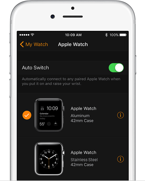 Ios10 watchos3 watch my watch apple watch