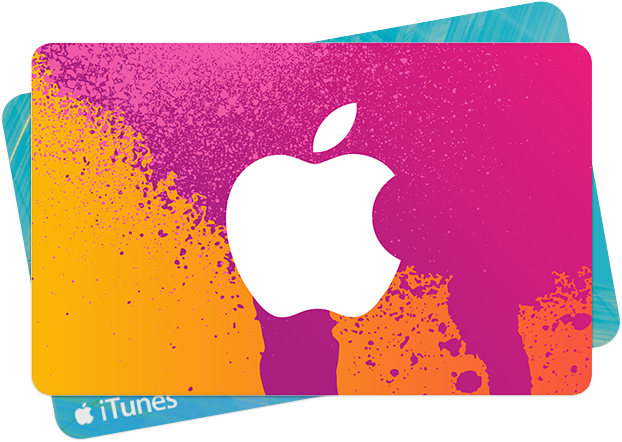 Itunes gift card trimmed 2x