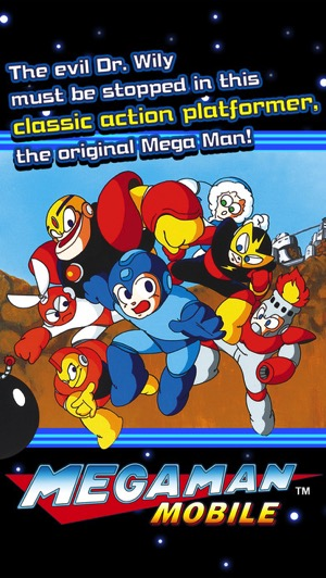 Mega man ios
