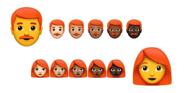 Redhead option 1 emoji emojipedia
