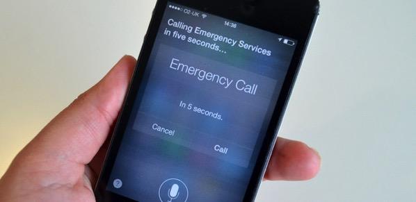 Siri 911