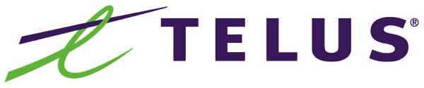 TELUS logo EN
