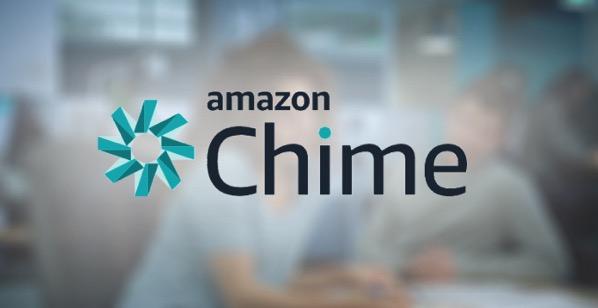 Amazon chime header
