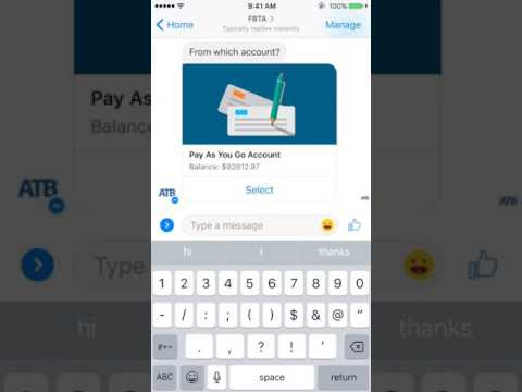 Atb financial messenger