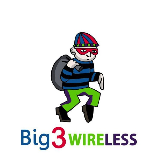 Big 3 wireless
