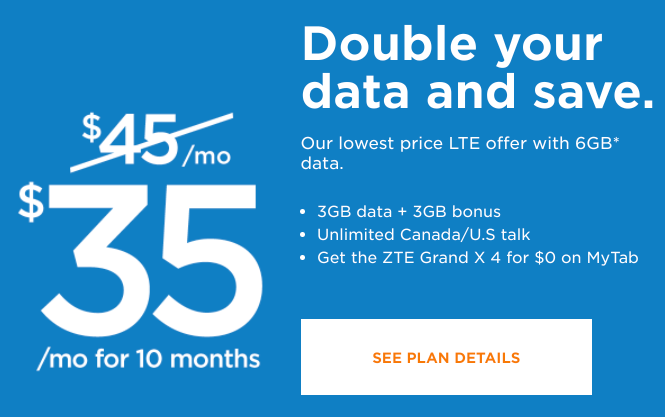 Fido Promo 50 Plan With 5gb Data By Mentioning Freedom