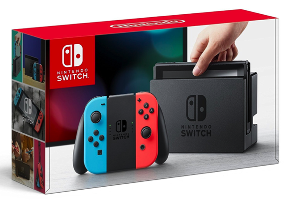 Nintendo switch orders canada
