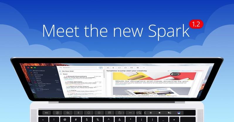 Spark mac 1 2