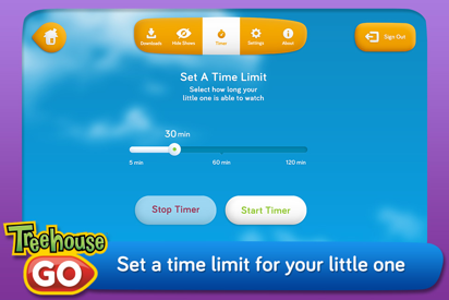 Treehousego timer