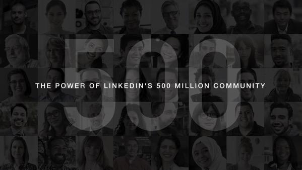 500M blog linkedin