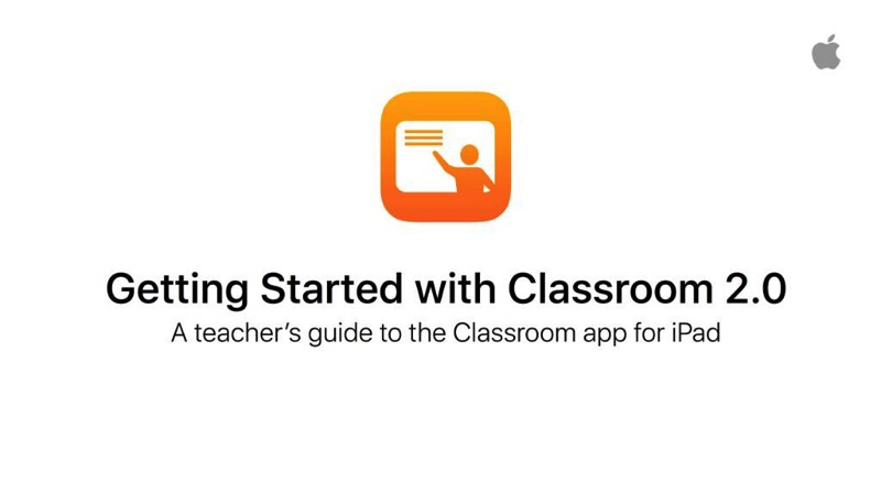 Apple classroom 2 0 guide