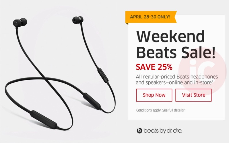 Beats weekend sale the source
