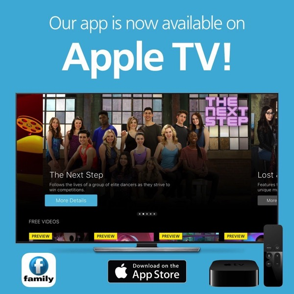 Family channel apple tv